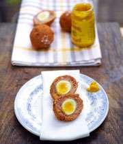 آشنایی با روش تهیهی کوفته تخم مرغ