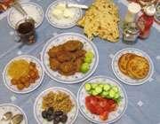 بخورنخورهای افطار از نگاه طب سنتی