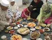نگاهی به غذای مردم سوریه در ماه مبارک رمضان