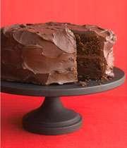 آشنایی با روش تهیهی کیک شکلاتی به شیوه مارتا استوارت