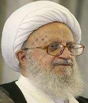 حضرت آیت الله العظمی مکارم شیرازی