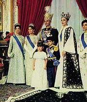 سرانجام دختران محمدرضا پهلوی