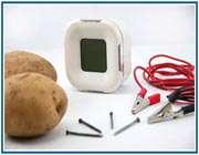 چگونه یک ساعت سیبزمینی بسازیم!