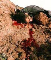 خونهای ریخته شده