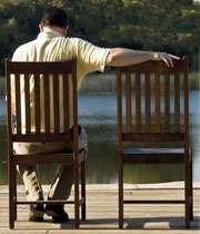تنهایی، از دست دادن عزیزان