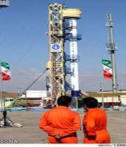 فضا در تسخير ماهوارههاي ايراني