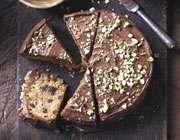 آشنایی با روش تهیهی کیک گلابی