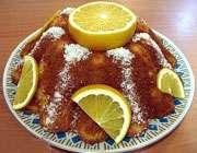 آشنایی با روش تهیهی کیک پرتقال و نارگیل