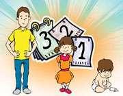 فاصله سنی مناسب بین بچه ها