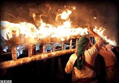 آئین ها و مراسم محرم در شهرهای ایران