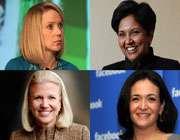 قدرتمندترین زنان دنیای تجارت و فناوری