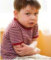 دل درد صبحگاهی کودک