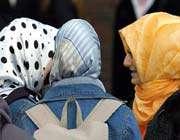 گفته های جالب زن تازه مسلمان
