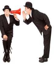 فقط حرف نزن، گاهی گوش بده!