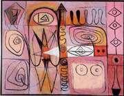 آدولف گاتلیب، پیشگام نقاشی کالرفیلد
