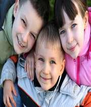 خوشحالی کودکان
