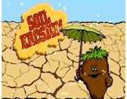 انواع و مراحل فرسایش خاک