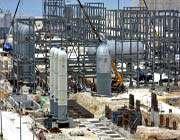 construction of an iranian lng facility