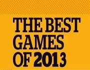 بهترین بازیهای پیشرو در 2013