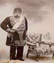 تشکیلات اداری ایران در عصر قاجار