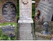 هفت نوشته بر هفت سنگ قبر