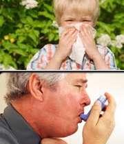 از آلرژی کودکی تا آسم بزرگسالی