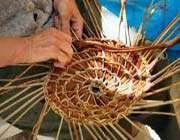 mat-weaving