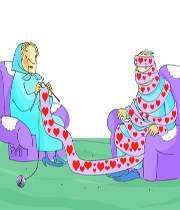 یک گله گذاری موفق از همسر