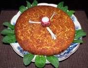 آشنایی با روش تهیه تهچین گوجه و بادمجان؛ غذای گیاهی