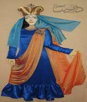 آیا زنان ساسانی حجاب داشتند؟