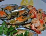 حکم خوردن لابستر، صدف های دریایی و هشت پا