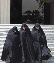 فرار زنان مدیر از دولت احمدی نژاد!