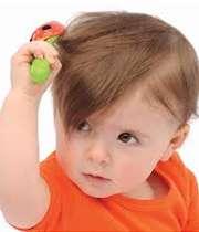 ریزش موی بچه ها؛ چرا و به چه علت؟