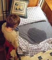 20 راه درمان شب ادراری کودک