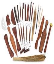 ابزارهای سفالگری