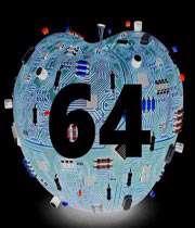 موبایل با پردازنده 64 بیتی