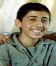 شهید حسین محمدی