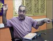 علاقه نویسنده لبنانی به حاتمی کیا