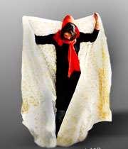 زن چادری