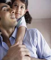 دوست دارم همیشه دختر بابا باشم
