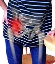 علل درد لگن چیست؟