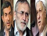کلید حاج منصور ارضی برای قفل مشایی و هاشمی