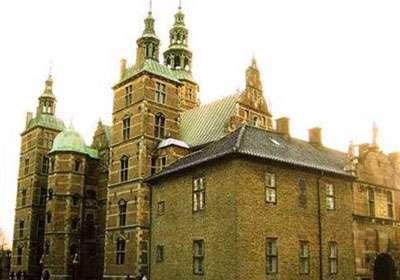 کاخ های سلطنتی اروپا