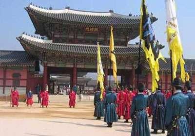 کاخ های سلطنتی آسیا
