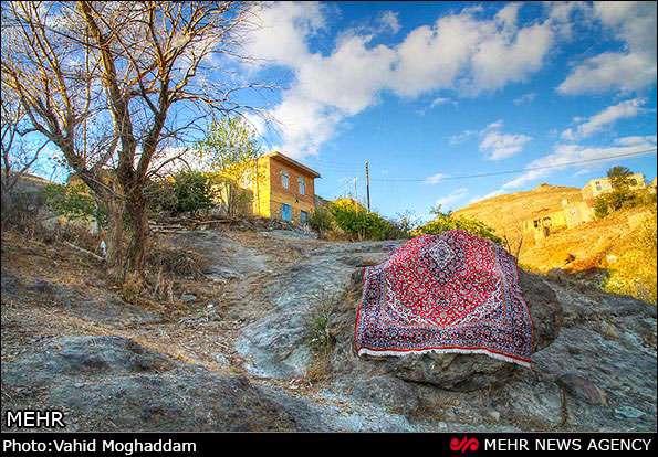 روستای نمین