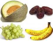 میوه های شیرین