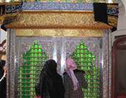 مزار ابنى الإمام السيد إبراهيم والسيد اسماعيل