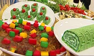 کیک شربتی خانم گل آور کوکو سبزی خانم گل آور – سایت آشپزی – دستور پخت غذا