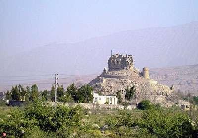 قلعه فین بندرعباس