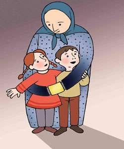 حترام به والدین